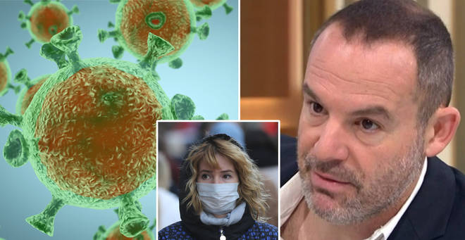 Martin Lewis has spoken out on holiday-booking amid Coronavirus fears