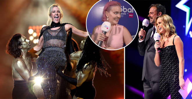 The best moments of The Global Awards 2020