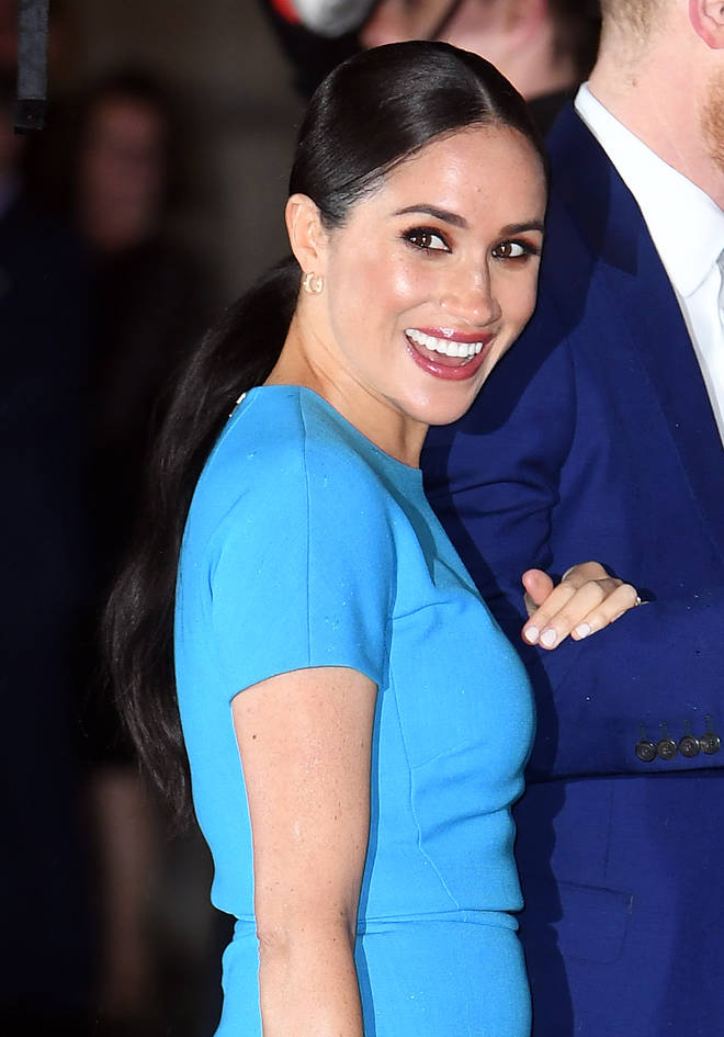 Meghan Markle is back in the UK for her final royal engagements
