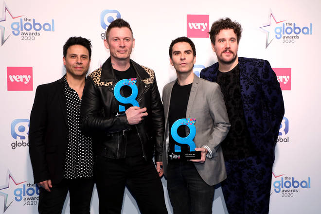 Stereophonics went home with two awards