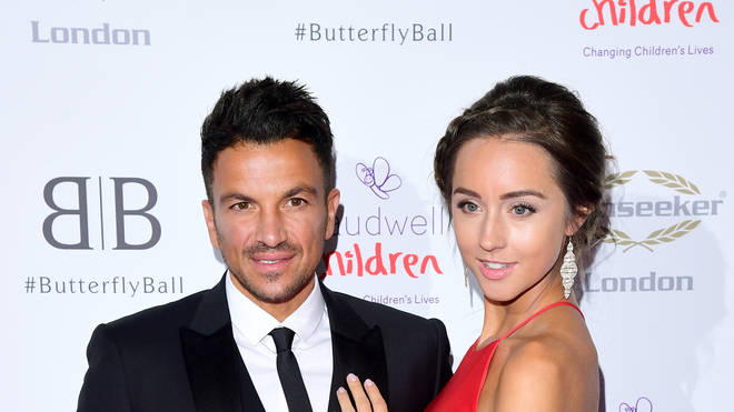 Peter Andre hasn't ruled out moving to Australia with his wife and family
