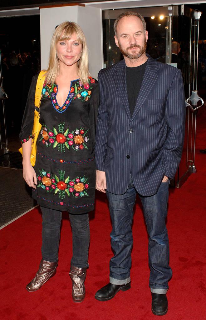 Samantha Womack and Mark Womack