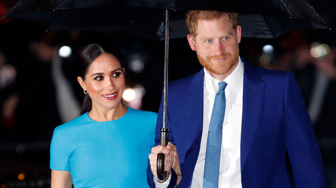 Meghan Markle and Prince Harry will officially step down from royal duties on March 31