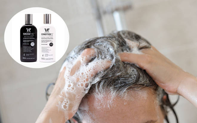 Hair loss affects women of all ages and this shampoo has helped a lot