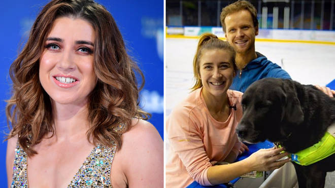 Libby Clegg has made it into the Dancing On Ice 2020 finals