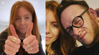 Stacey Dooley responds to claims she was behind Kevin Clifton leaving Strictly.