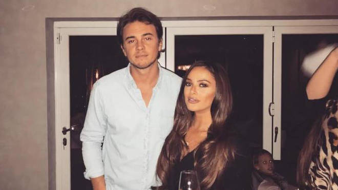 Courtney and Callum dated for 18 months but split last Christmas.