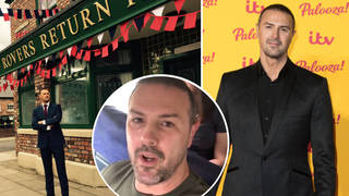 Paddy McGuinness confessed he almost became a soap star.