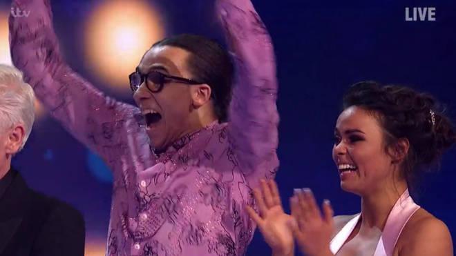 Perri and Vanessa were very happy for Joe and Alex