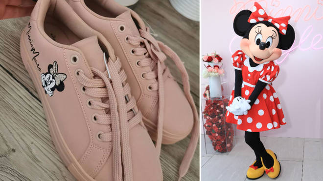 Disney fans are dying to snap up these bargain sneakers.