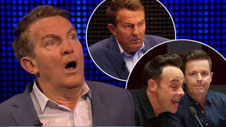 Bradley Walsh is pranked by Ant and Dec