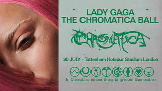 Lady Gaga is performing in London this summer