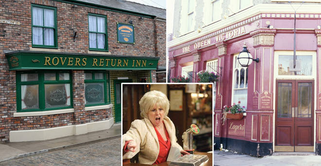 There are calls to ban the pubs from soaps over fears they encourage binge drinking