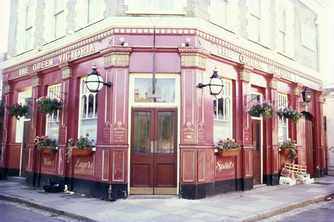 The Queen Vic is an integral part of Eastenders