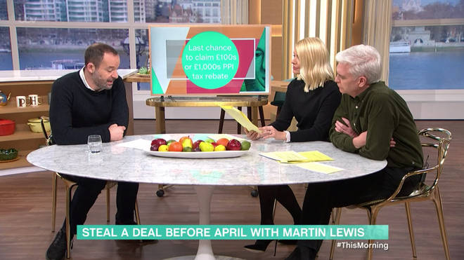Martin Lewis explained how to claim Marriage Tax Allowance
