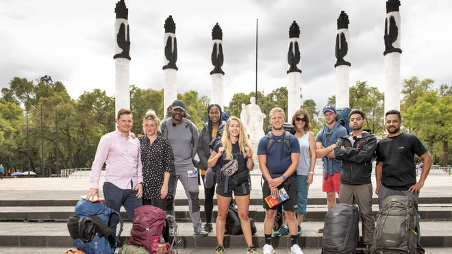 Race Across The World is back on BBC 2