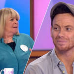 Joe made the risqué comment on today's episode of Loose Women