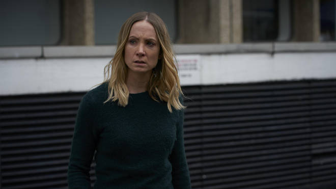 Joanne Froggatt plays Laura Neilson in Liar