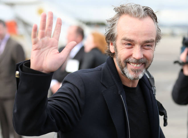 John Hannah is a Scottish actor and voiceover artist