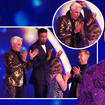Dancing On Ice judges caught looking shocked as Joe Swash wins by only 1 per cent