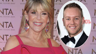 Dan Whiston would love to get Ruth Langsford on the ice
