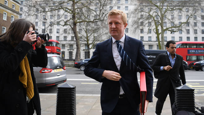 Culture secretary Oliver Dowden has reassured the public that there's no need to stockpile