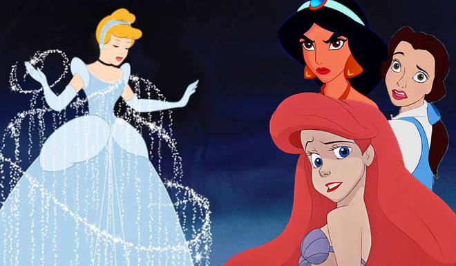 Cinderella is officially the UK's favourite Disney Princess