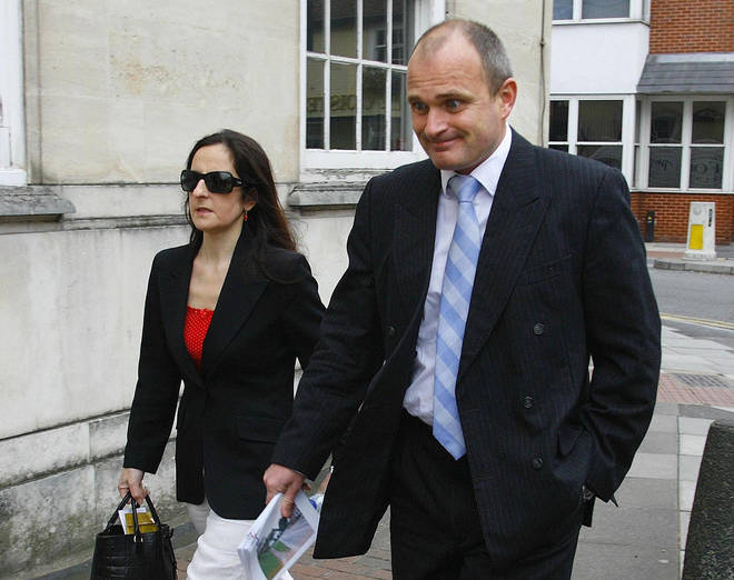 Charles Ingram and his wife Diana were convicted of 'procuring the execution of a valuable security by deception'