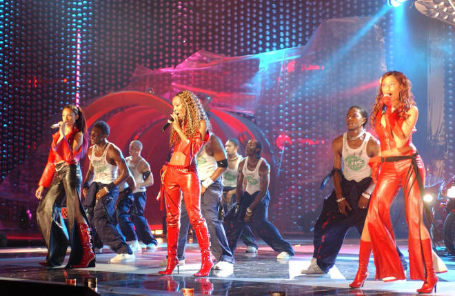 Mis-Teeq split up in 2005