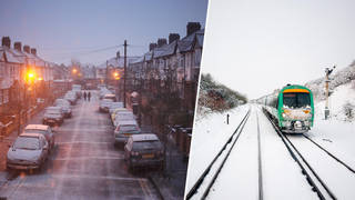 UK weather: Snow is set to hit Britain