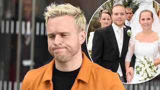 Olly Murs wants to heal the feud with his brother