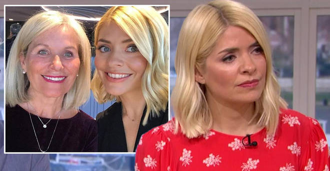Holly Willoughby revealed her fears for her parents amid the Coronavirus outbreak