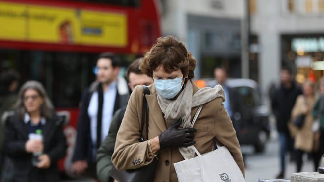 Brits are braced for an increase in Coronavirus cases in the coming weeks