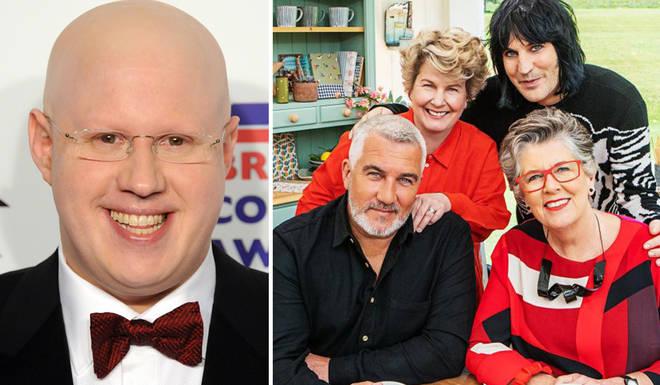 Matt Lucas will replace Sandi as a co-host on The Great British Bake Off
