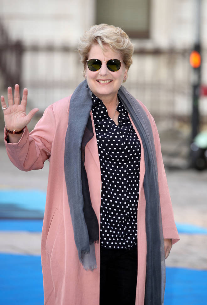 Sandi Toksvig announced she was leaving the show earlier in the year