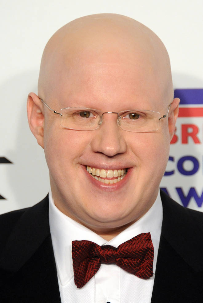 "Matt Lucas said he is ""chuffed"" to be part of the Great British Bake Off team"