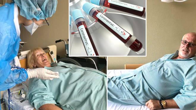 Six Coronavirus patients have spoken about their experiences
