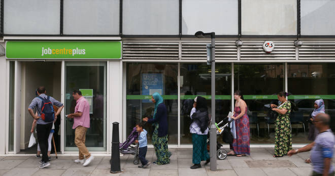 The public will now be able to claim benefits over the phone