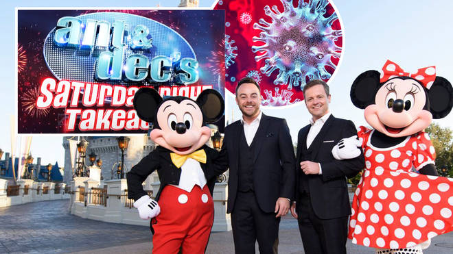 Ant and Dec's Saturday Night Takeaway finale at risk as coronavirus outbreak continues