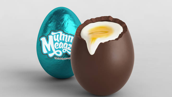 Mummy Meagz creme eggs