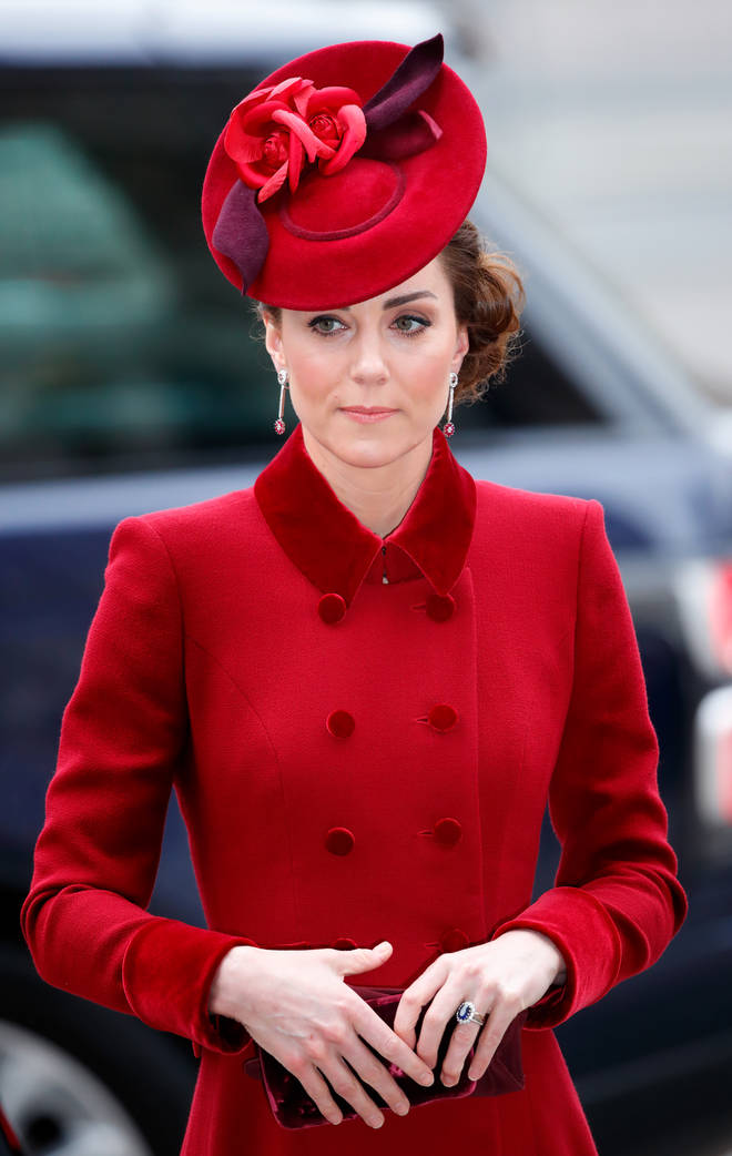 Kate Middleton is said to think the whole situation is sad for their family