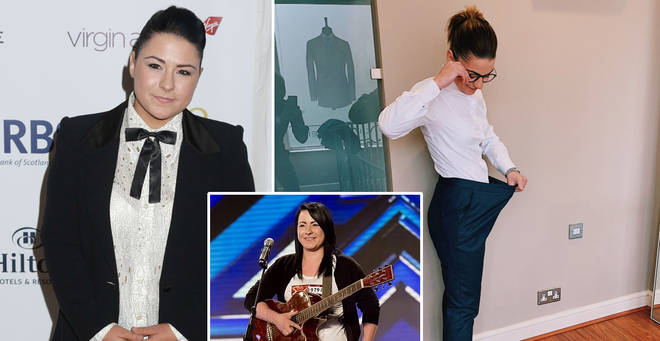 Lucy Spraggan showed off her dramatic transformation on social media