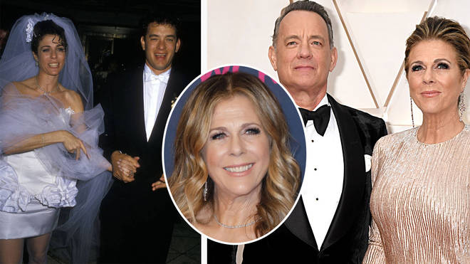Rita Wilson and Tom Hanks have been married since 1988