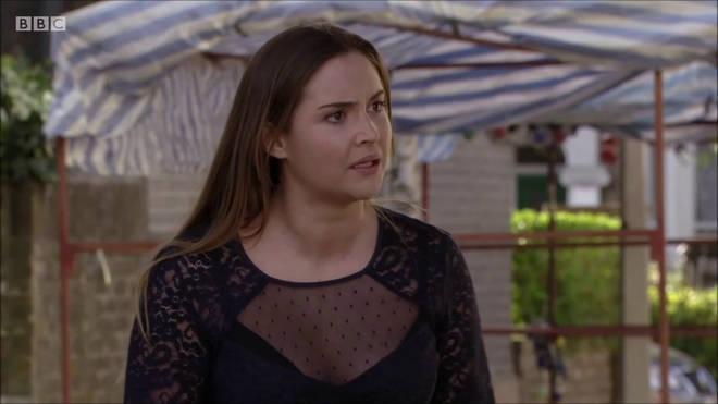 Jacqueline was popular as Lauren Branning