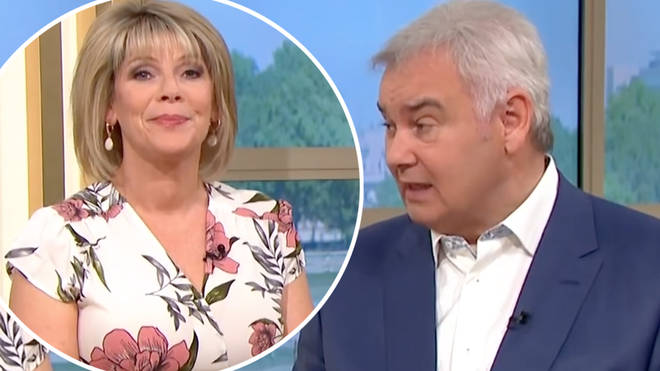 Ruth Langsford won't be on Friday's This Morning