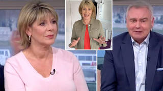 Why is Ruth Langsford not on This Morning today?