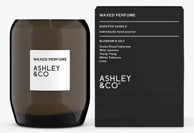 These candles look just as stunning as they smell