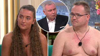 Nudists appeared on This Morning today