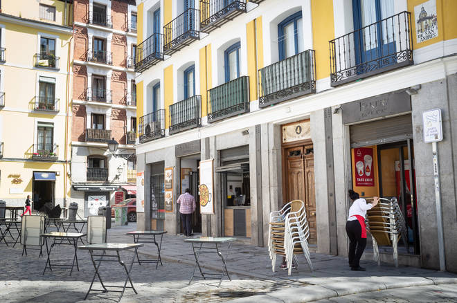 Madrid has over 2,000 confirmed cases of Coronavirus
