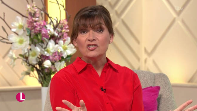 Dr Hilary urged Lorraine to visit her parents if she has not been in contact with anyone with coronavirus and is not showing any symptoms